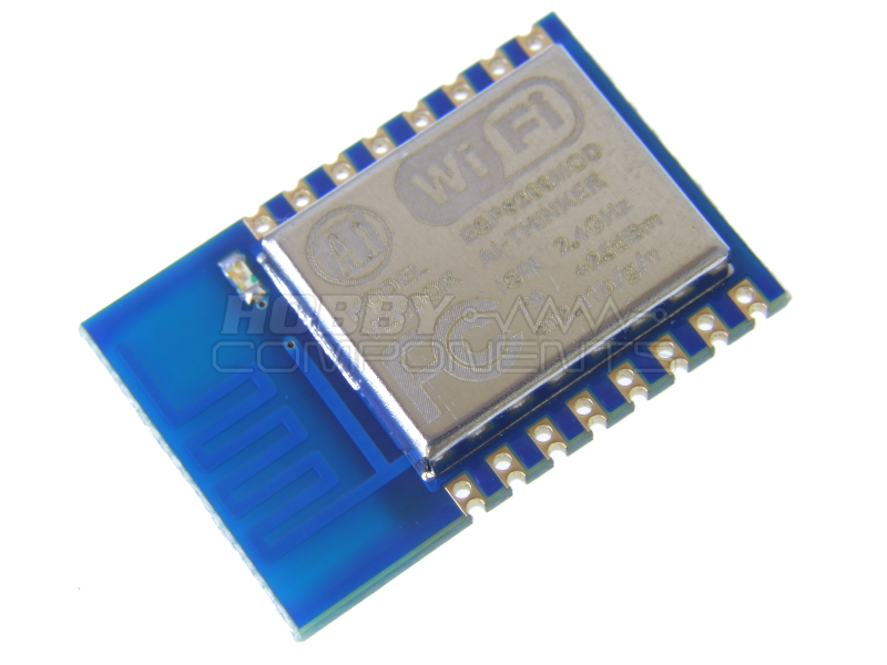 ESP-12 (ESP8266) wireless WIFI transceiver (HCMODU0077) - forum
