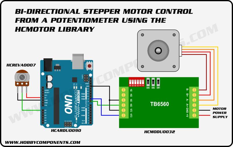 TB6560_Stepper_Motor_Example forum hobbycomponents com view topic minebea hybrid nema 17 nema 17 stepper motor wiring diagram at love-stories.co