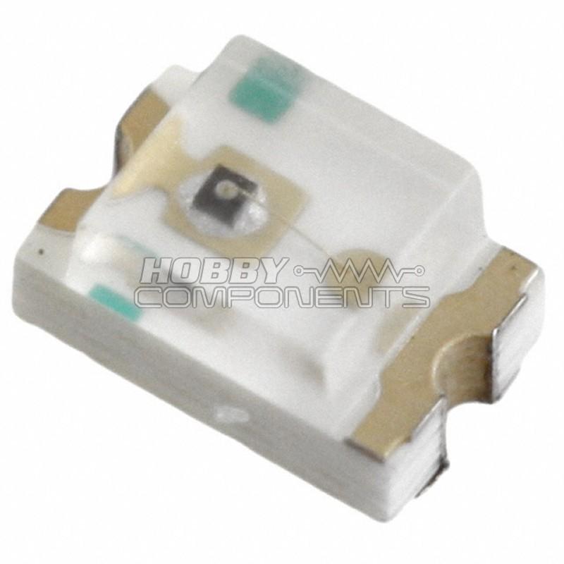 0805 Surface Mount Red LED (Pack of 50)