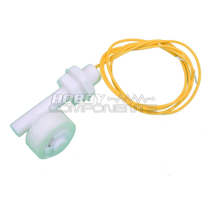 Side mounted water level / float switch
