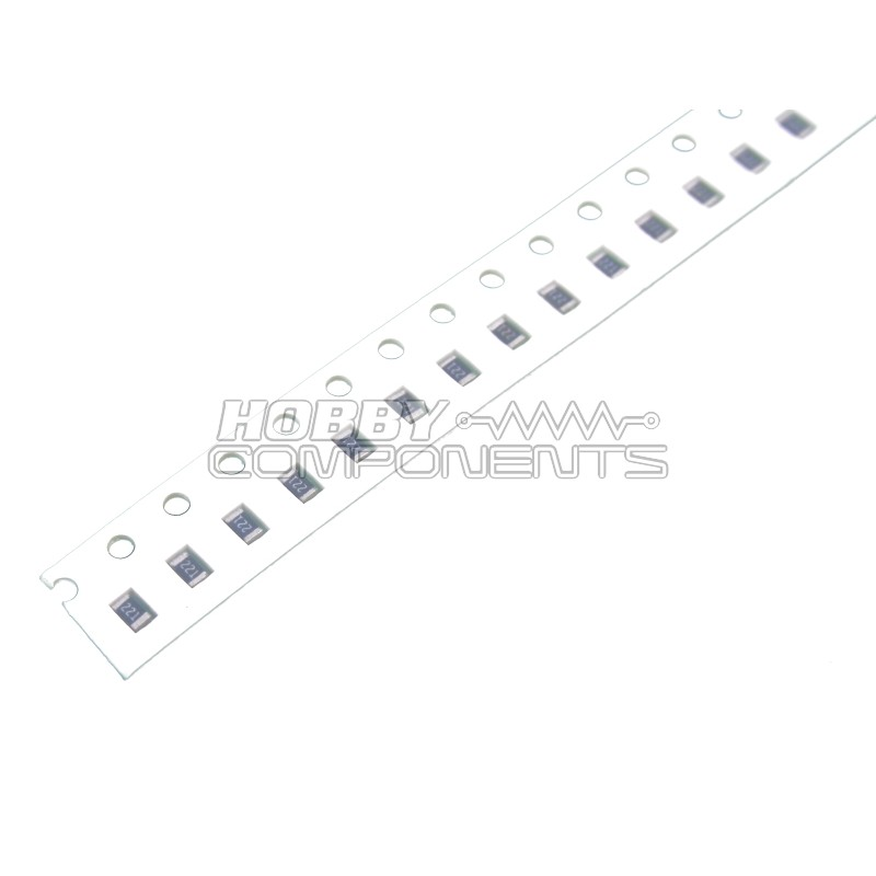Superohm RR1608 0603 Surface Mount Resistors +/- 5% (Choose your value)