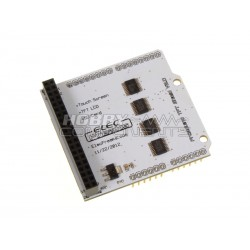 "2.4"" TFT adapter board / shield for Arduino"