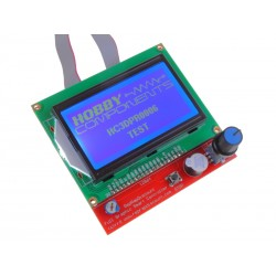RAMPS compatible smart LCD...