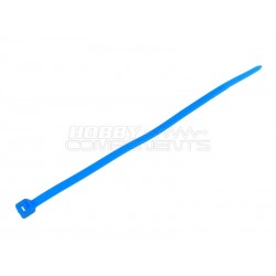 4 Inch Cable Tie BLUE (Pack of 100)