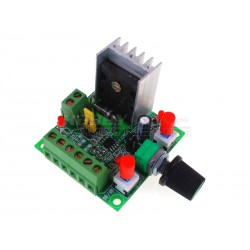Pulse / PWM generator for stepper motor drivers