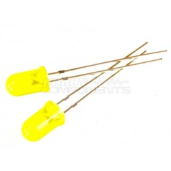 5mm Yellow LEDs
