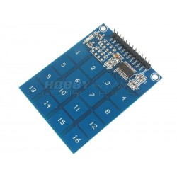 TTP229 16 Key Capacitive Keypad