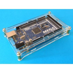 Low profile Perspex Case For Arduino Mega
