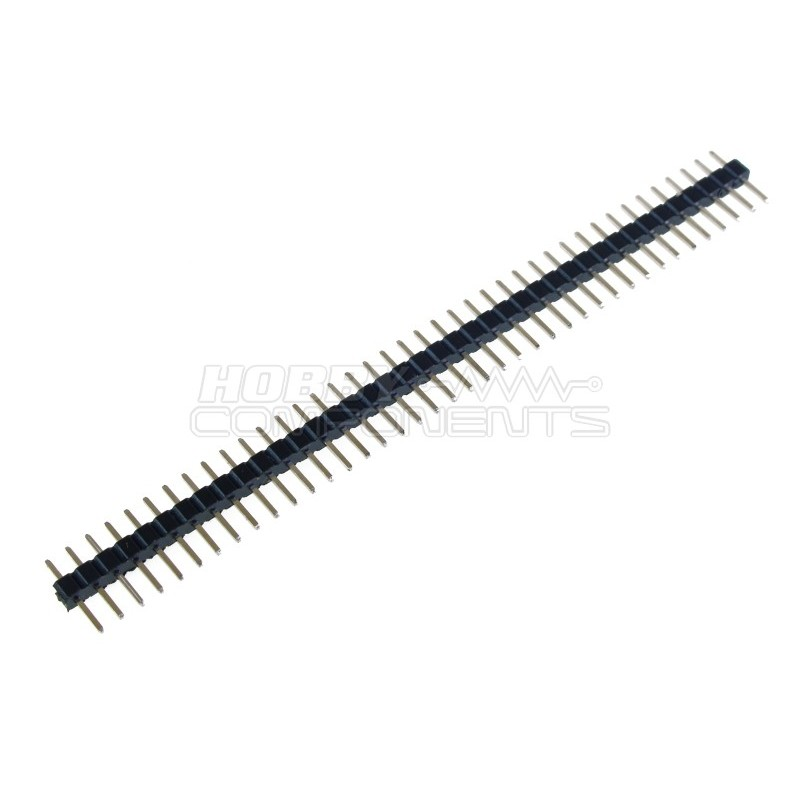40 way 2.0mm pitch straight male pin headers