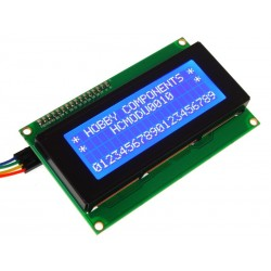I2C 2004 Serial 20 x 4 LCD Module (cable not included)