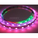 Flexible Digitally Controlled RGB LED strips