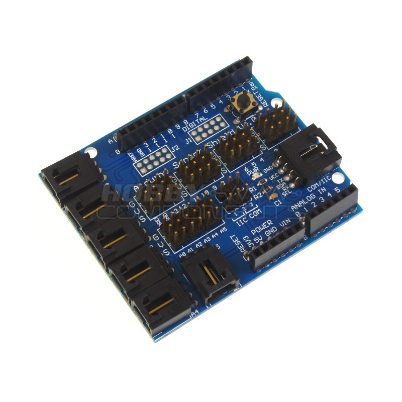 Arduino compatible Sensor Shield V4.0