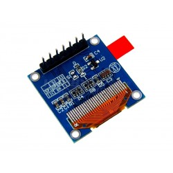 SSD1306 128x64 Pixel HCuOLED Display Module (Blue)