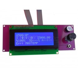 RAMPS compatible LCD controller module