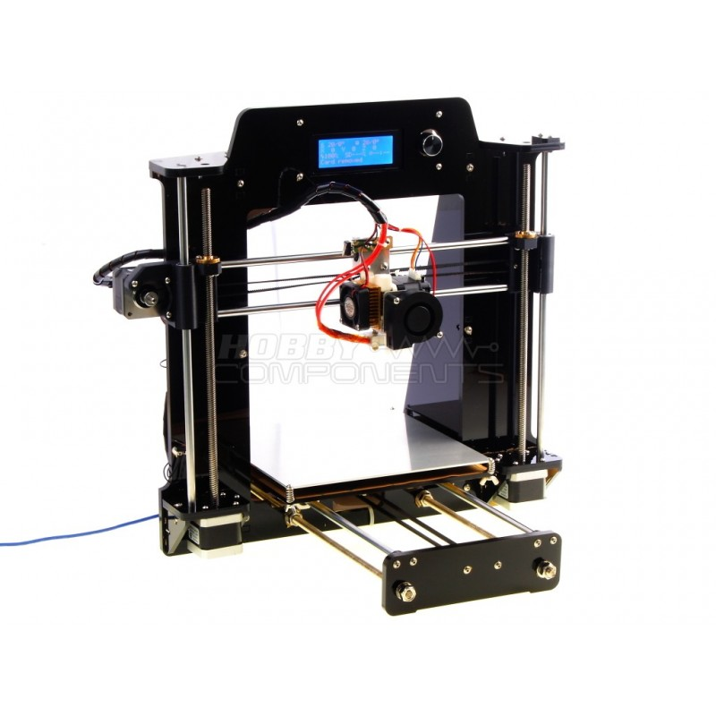 Hobby Components i3 3D Printer Kit + FREE reel of PLA!