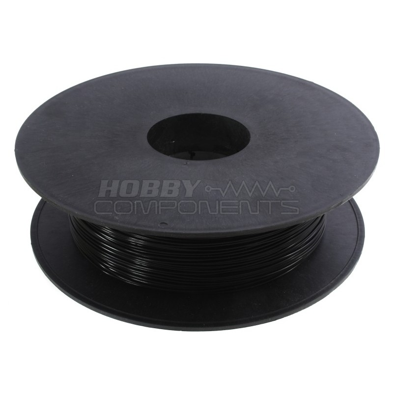 PLA filament for 3D Printing 1.75 mm Black