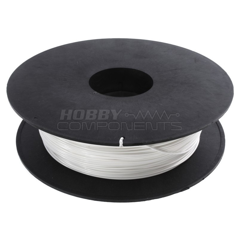 PLA filament for 3D Printing 1.75 mm White