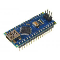 Arduino compatible Nano with CH340 USB IC