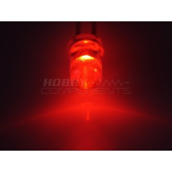 JSL-502 Series 5V Tolerant 5mm LED (Red)