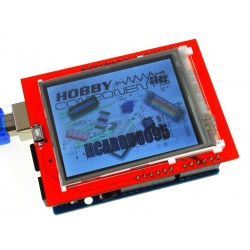 "MCU Friend 2.4"" Colour TFT Shield"