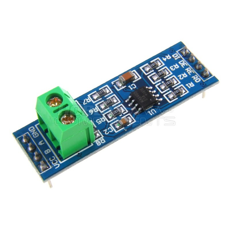 MAX485 RS485 transceiver module