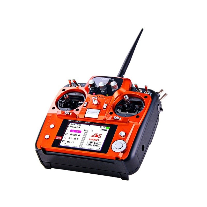 RadioLink AT10 10CH 2.4GHz Radio Control System