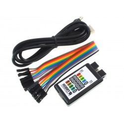 Hobby Components USB 8CH 24MHz 8 Channel Logic Analyser