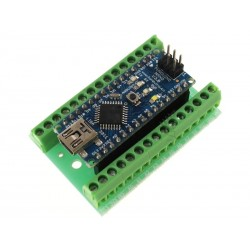 Terminal Expansion Adapter for Arduino Nano (Nano not included)