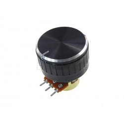 30mm Potentiometer Knob/Cap (potentiometer not included)