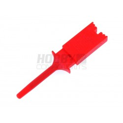 In-circuit IC Test Hook Clips  (Available in Various Colours)