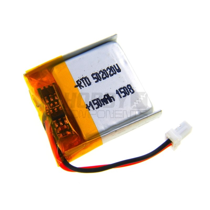 140mAh Li-Poly Battery