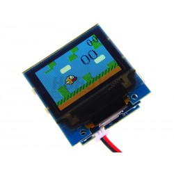 TinyScreen 96 x 64 OLED Colour Display (Processor board and battery not included)
