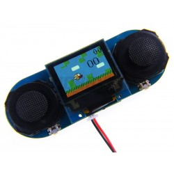TinyScreen 96 x 64 OLED Colour Display (Processor board, joystick shield, and battery not included)