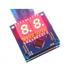 TinyShield 7 Segment Display (processor board not included)