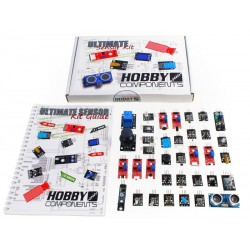 Hobby Components Ultimate Sensor Kit with Exclusive Book