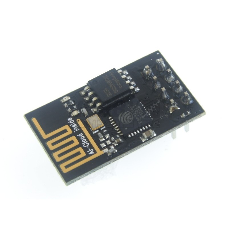 ESP-01 (ESP8266) wireless WIFI transceiver