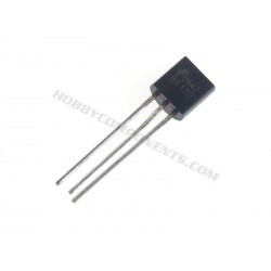 BS170 MOSFET Transistor in TO-92 Package