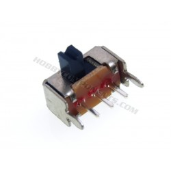 PCB Mounted Miniature Slide Switch (SK12D07VG3)