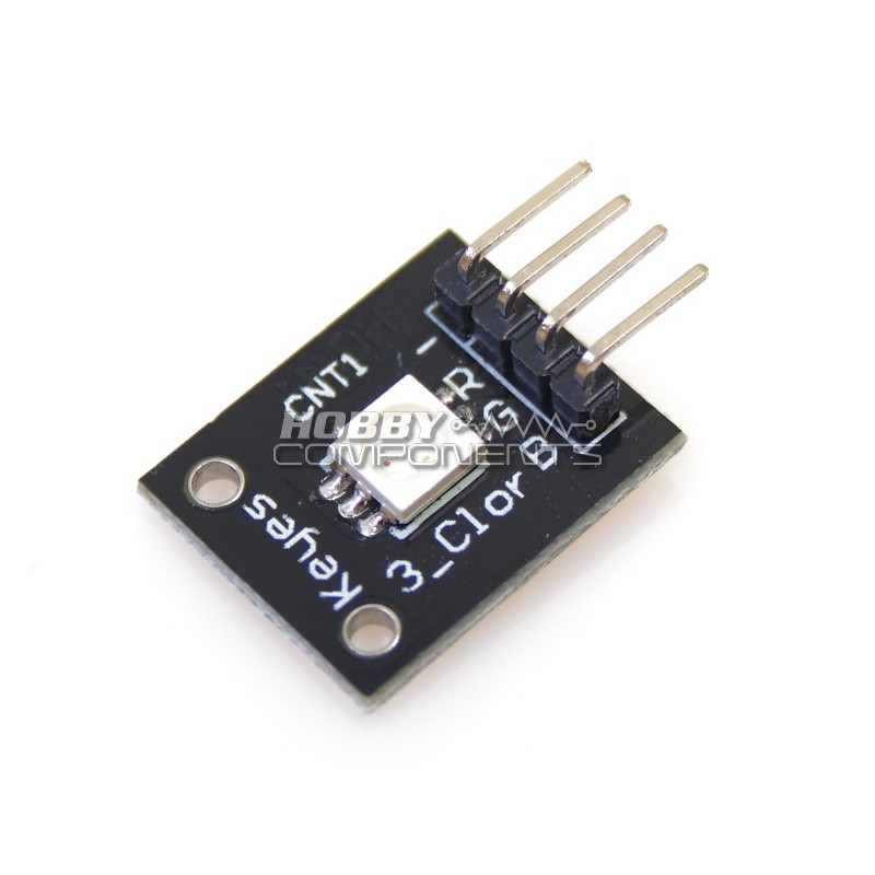 3-Color RGB SMD LED Module