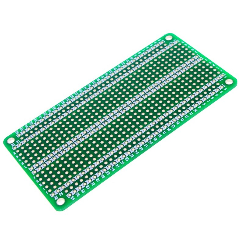 Hobby Components 100mm x 50mm Coloured PCB