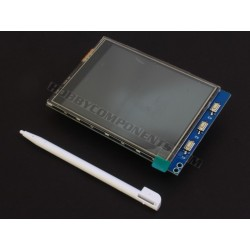 "3.2"" resistive touch screen for RaspberryPi"