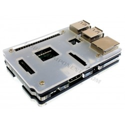 Stackable Case for Raspberry Pi Version 2