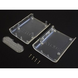 Raspberry Pi 2 Case (Black, White or Clear)