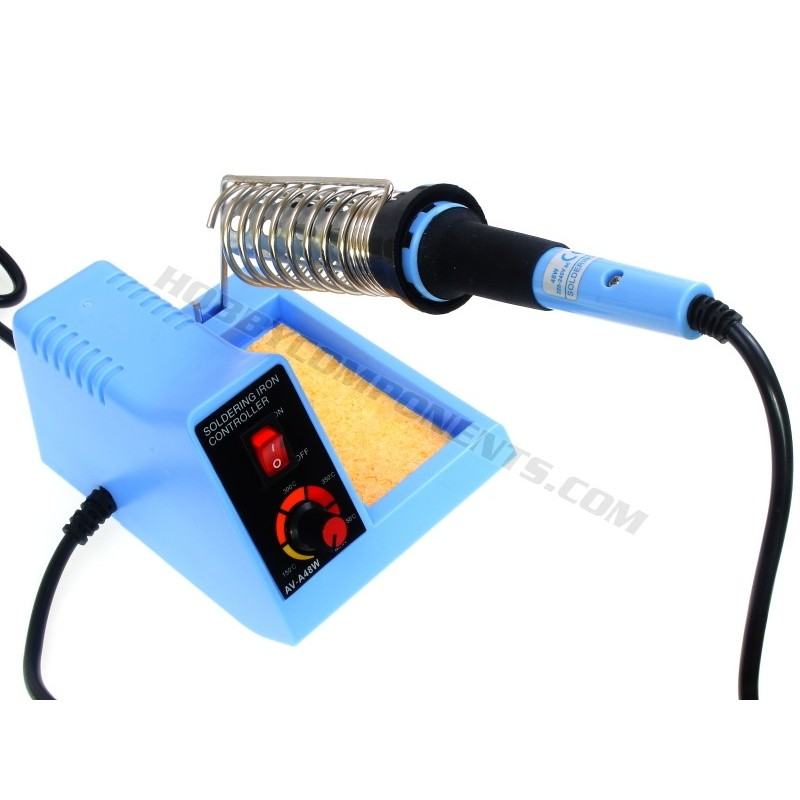 Anvil AV-A48W Adjustable 48W Solder Station