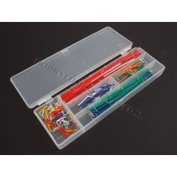 140 piece Wire set in storage box