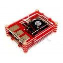 Stackable Raspberry Pi Case (Raspberry Pi not included)