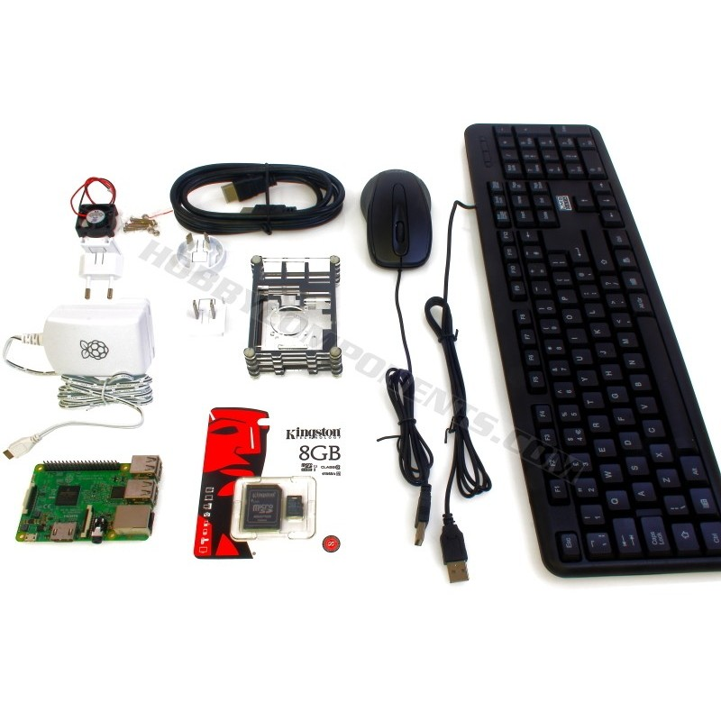 Mega Raspberry Pi Bundle