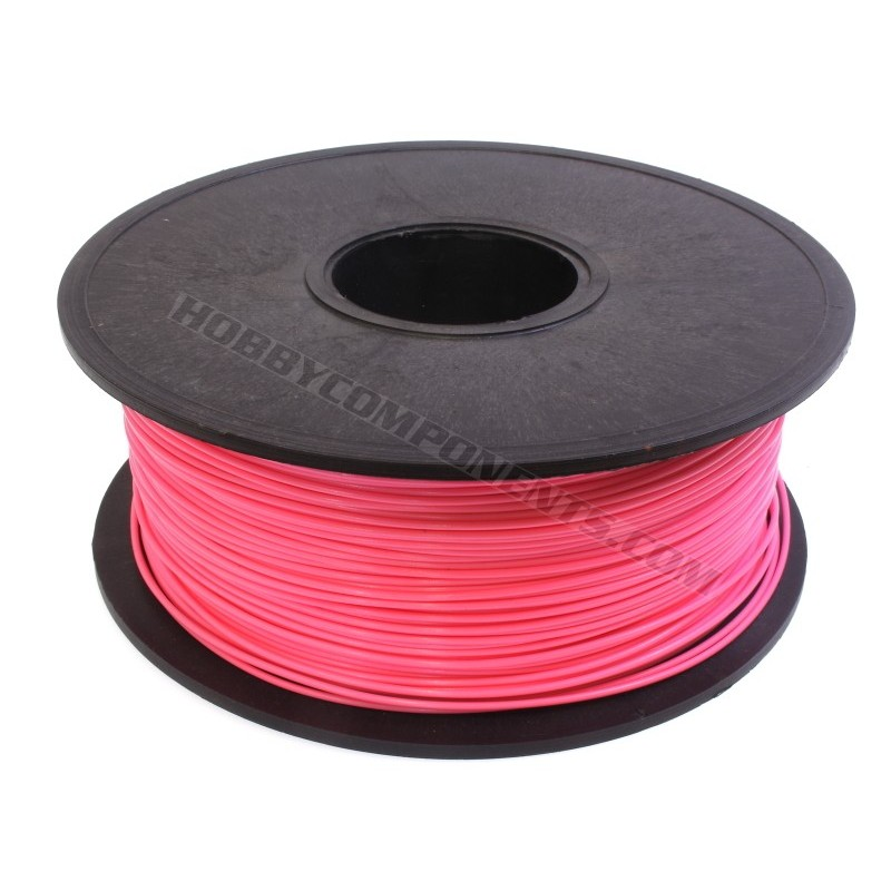PLA Filament for 3D Printing 1.75mm Pastel Pink