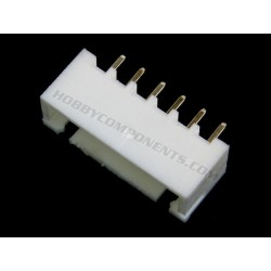 6-Pin 2.54mm pitch BZ Socket (PIC ICSP)