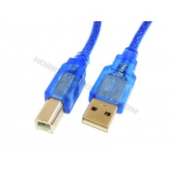 USB A-B Cable (1 Metre)